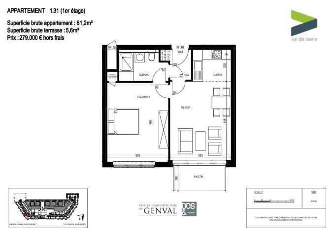 Appartement - Genval - #2285383-14