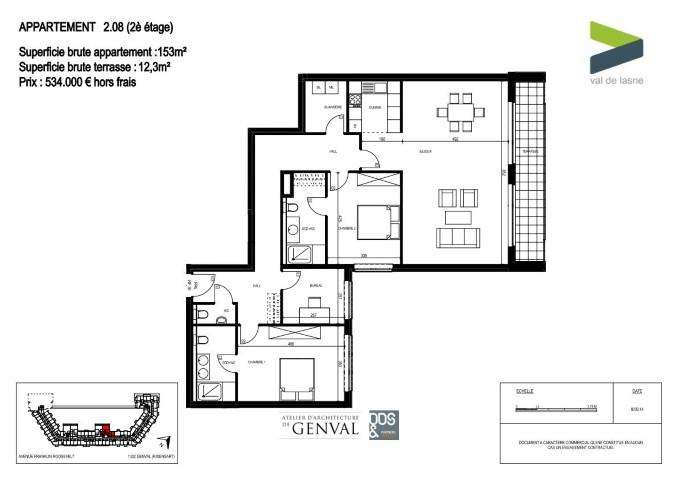 Appartement - Genval - #2285394-14