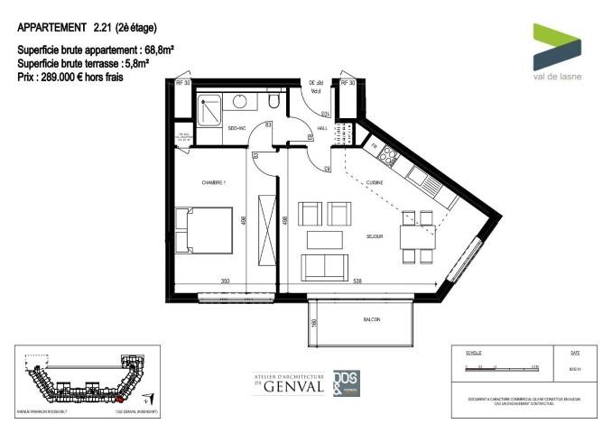 Appartement - Genval - #2285407-9