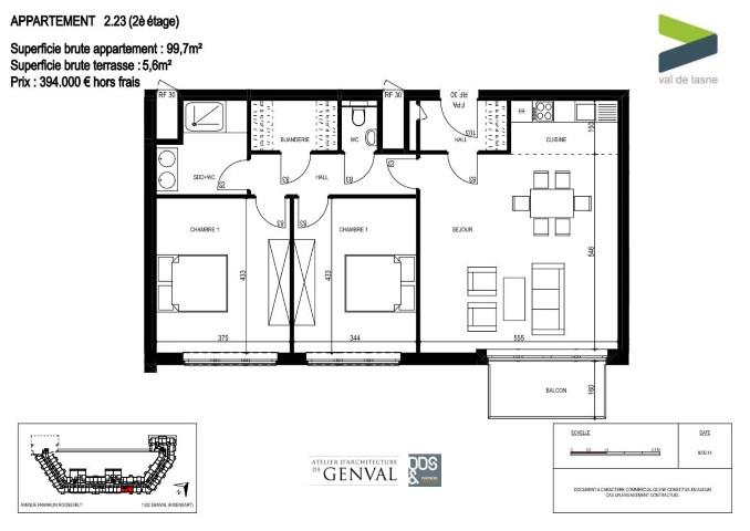 Appartement - Genval - #2285409-11