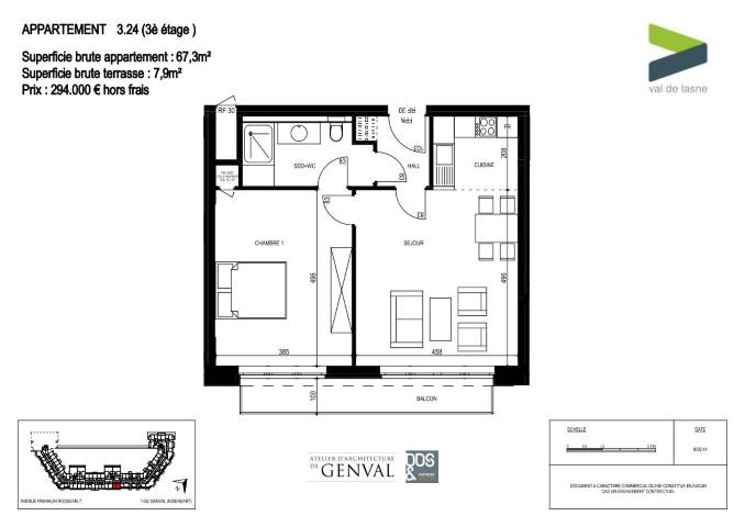 Appartement - Genval - #2285434-14