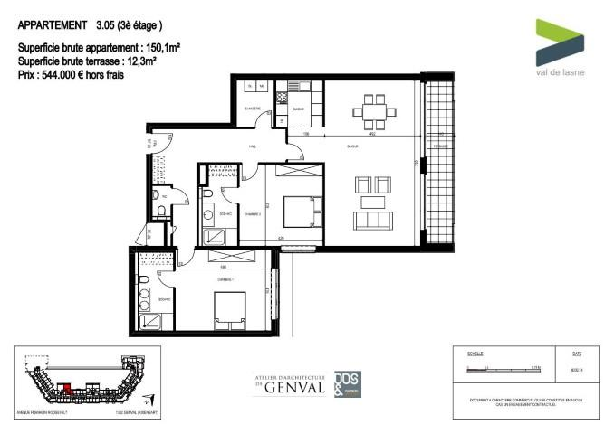 Appartement - Genval - #2285440-11