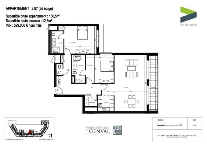 Appartement - Genval - #2285441-14