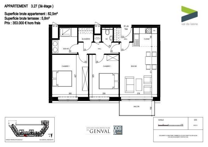 Appartement - Genval - #2285448-10