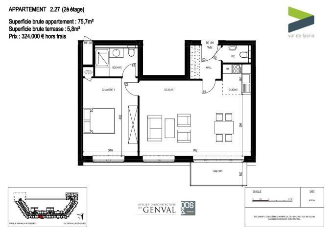 Appartement - Genval - #2285449-11