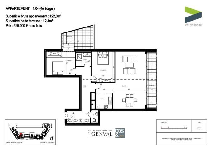 Appartement - Genval - #2285454-10