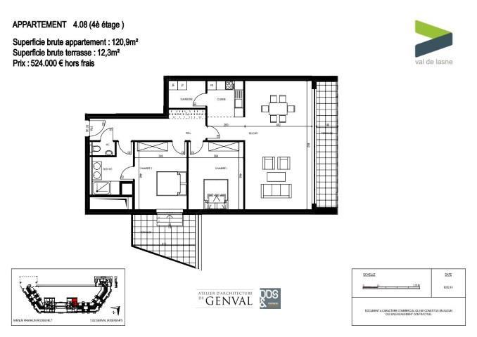 Appartement - Genval - #2285458-15