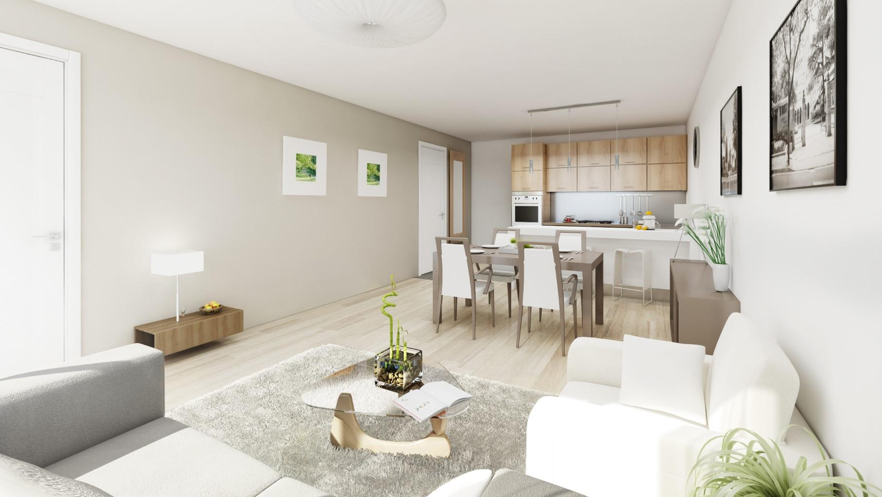Appartement - Court-Saint-Etienne - #3171753-4